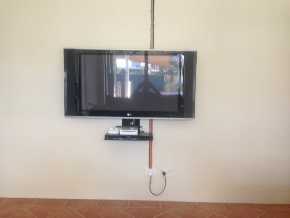 Best Home Cctv >> TV wall chase 3 | HangMyTelly - Best priced Tv install in Perth
